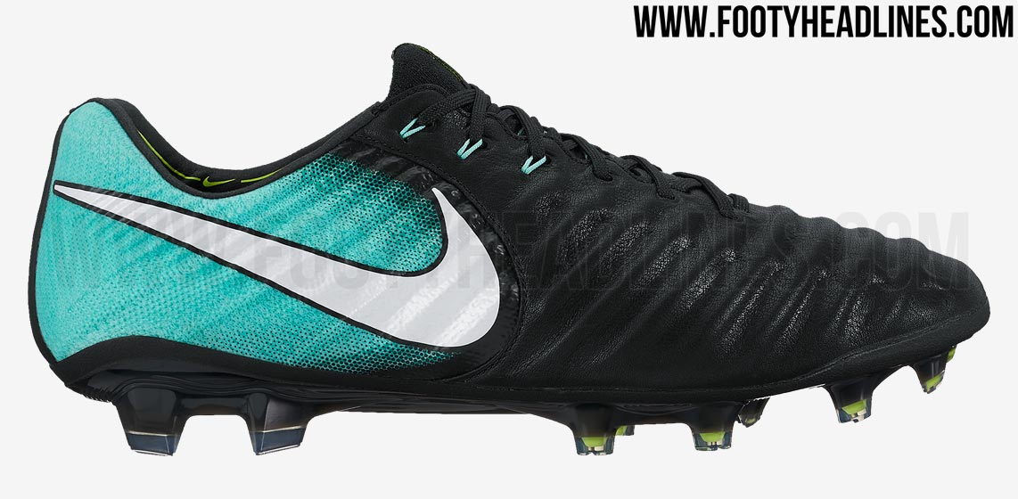 light aqua nike tiempo legend vii boots revealed footy. Black Bedroom Furniture Sets. Home Design Ideas