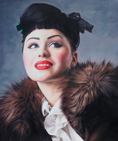 Kelly Anne Davit | British Painter | 1980