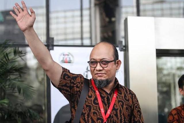 Muncul Rumor Novel Baswedan 'Orang' Gerindra, KPK Membantah Keras