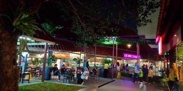 Bekasi Food City Makan dengan Suguhan Live Musik