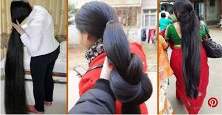 هذا ما تقوم به سيدات هذه القبيلة للحصول على شعر طويل وناعم !!! لن تصدقي