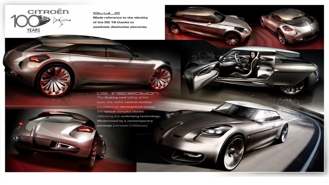 Chrysler Old Car Design