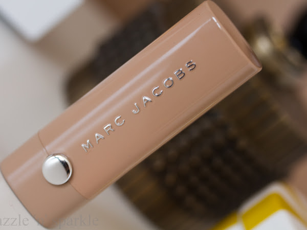 Marc Jacobs Beauty New Nudes Sheer Lip Gel - Roleplay (Review/Swatch)