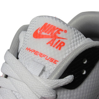 Nike Air Max 90 Hyperfuse NRG 'White Cement Grey Infra