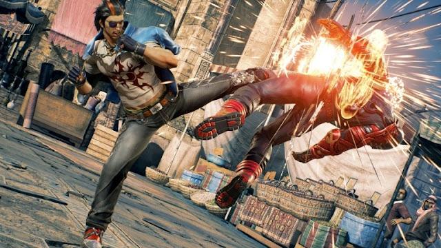 مبيعات لعبة Tekken 7 تتجاوز حاجز 1،66 مليون نسخة