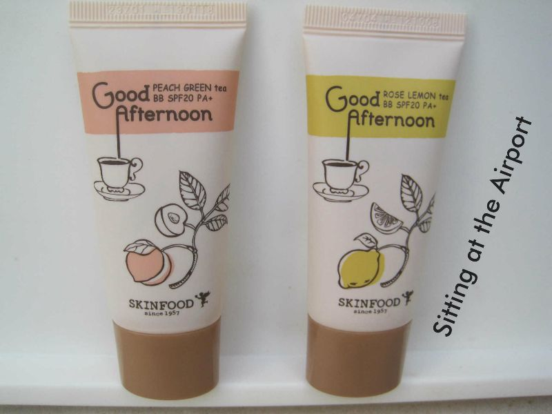 BB  CREAM SKIN FOOD