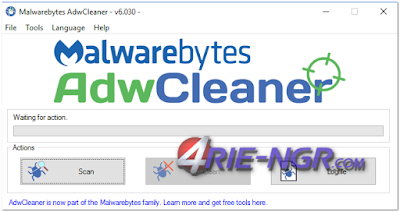 AdwCleaner 7.0.2.1 Terbaru Gratis