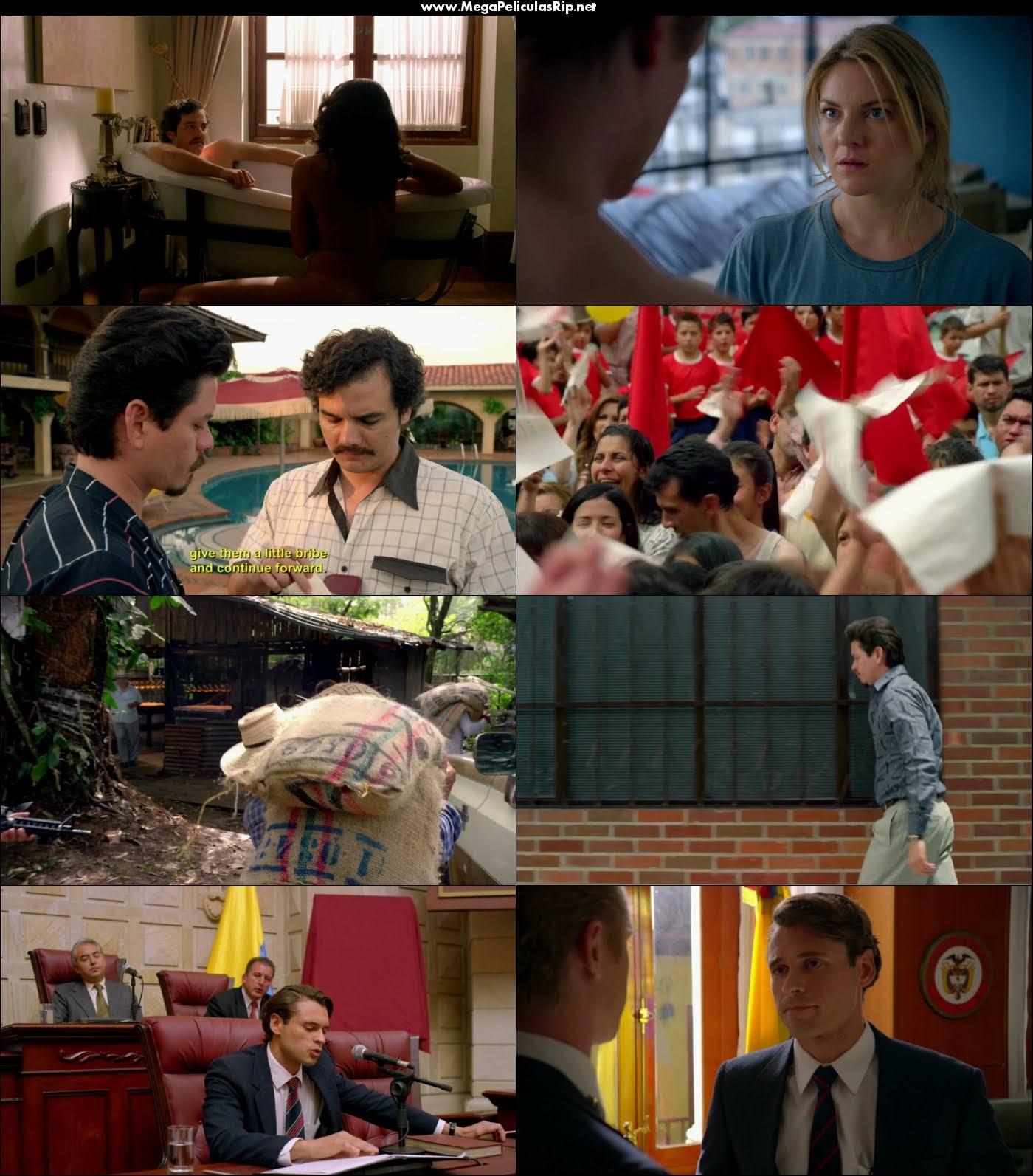Narcos Temporada 1 720p Latino