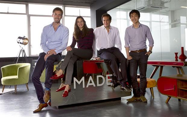 英國傢俱電商Made.com獲得新資金,加速歐洲的跨境銷售成長