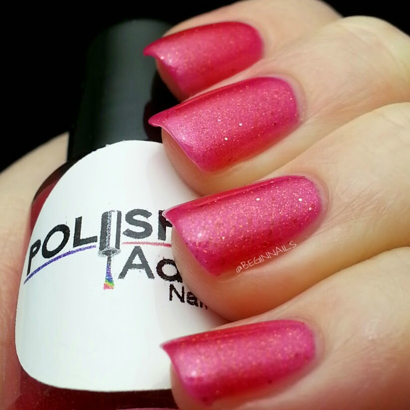 let s begin nails polish addict nail color december mystery box