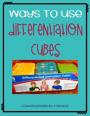 Using Differentiation Cubes