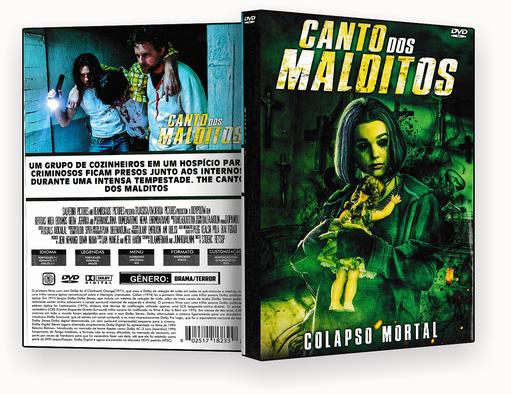 CAPA DVD – Canto Dos Malditos – ISO