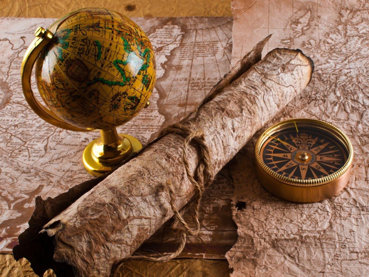 A la découverte des anciens mondes
