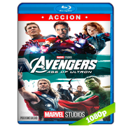 Avengers: Era de Ultrón (2015) BDRip 1080p Audio Dual Latino-Ingles