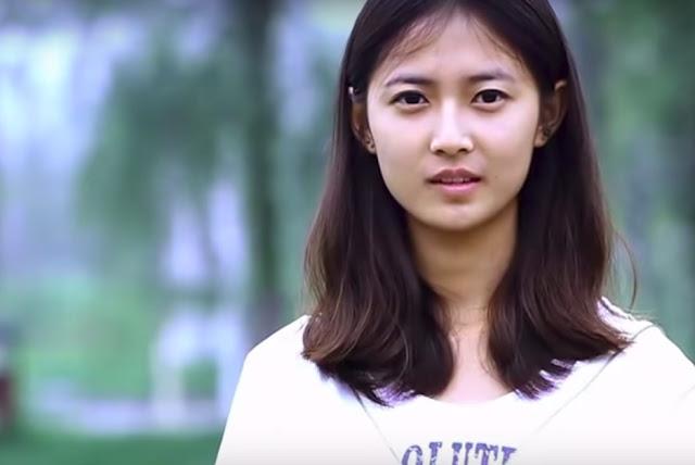 Yukee Chen Yuqi 19 yrs old