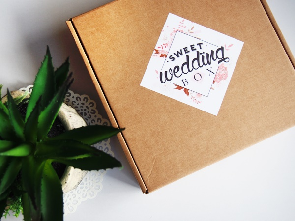 Sweet Wedding box : Enjoy me