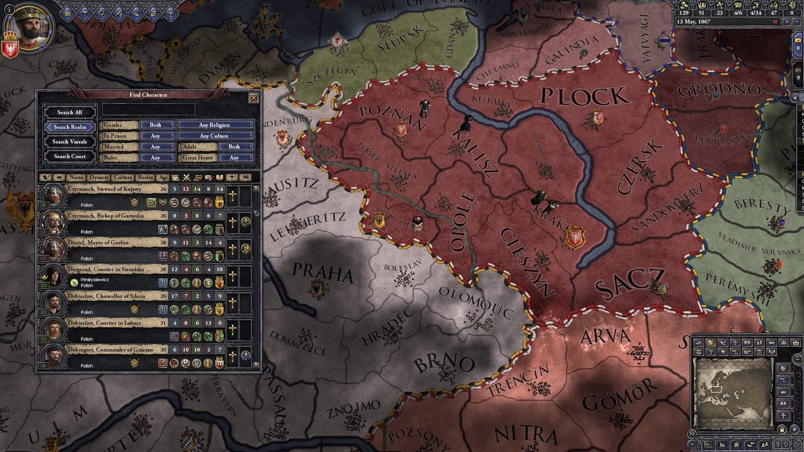 Crusader Kings II Monks And Mystics ESPAÑOL PC Descargar Full (CODEX) 8