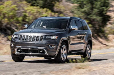 2017 Jeep Compass Front look