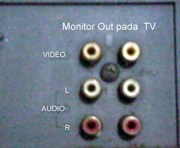 Monitor Out TV
