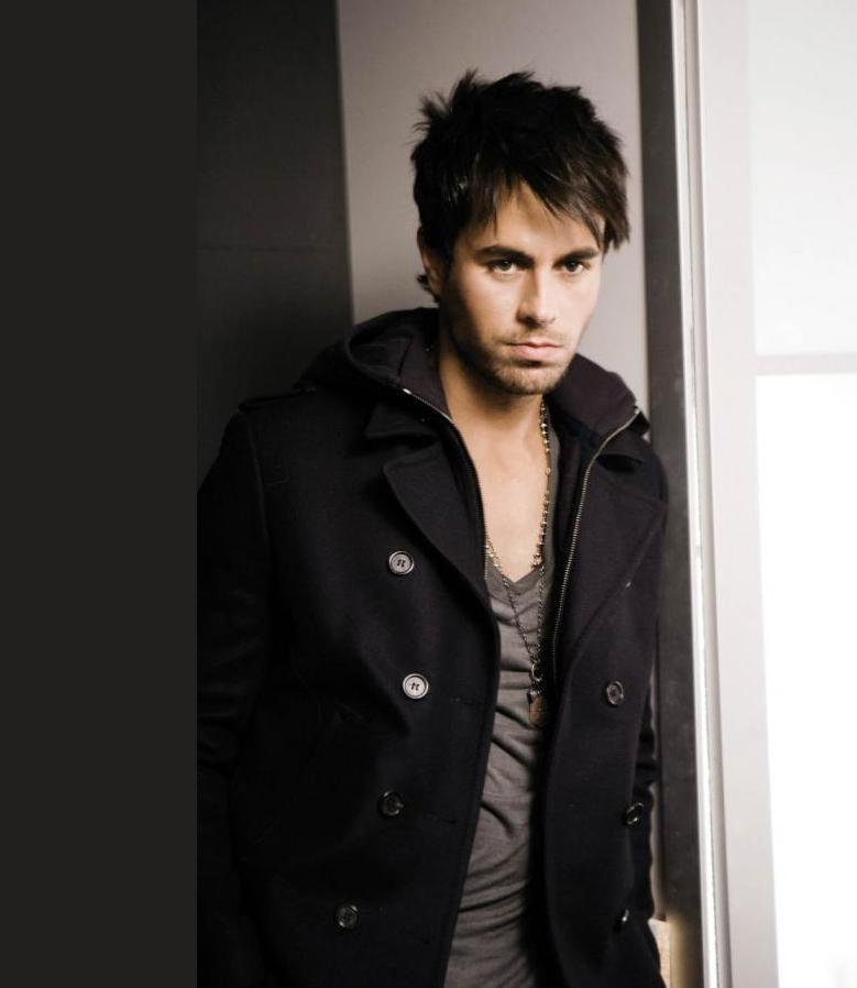 Enrique Iglesias Short Hair Styles 2011 Guys Fashion