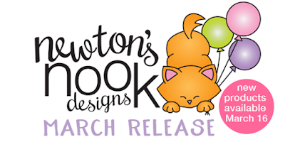 Newton's Nook Designs | March 2018 Release