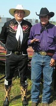 Comedy Cowboy Ivan Daines Picknic