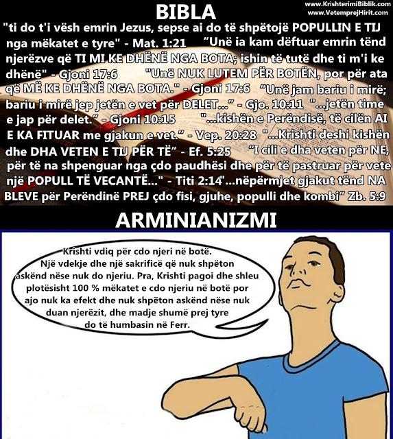 Arminianizmi