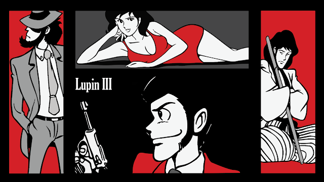 Rupan sansei: Otakara henkyaku dai-sakusen!! (Lupin III: Operation Return the Treasure) (01/01) (690Mb) (HDL) (Sub Español) (Mega)