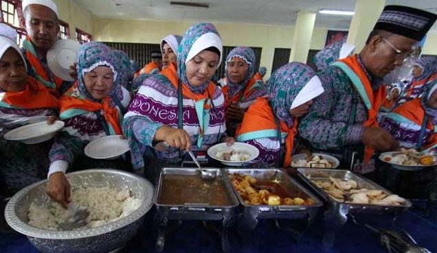 Di Makkah, Cari Makanan Gratis Sangat Mudah