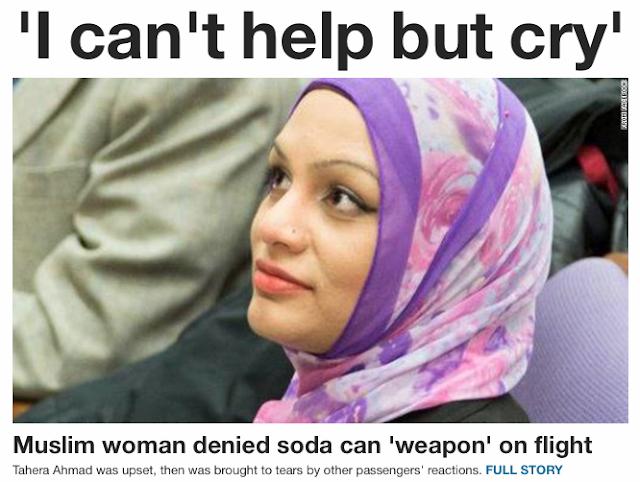 Httpwww Overlordsofchaos Comhtmlorigin Of The Word Jew Html: Muslim Woman Denied Coke On
