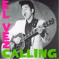 Portada de El Vez Calling de El Vez (1992)
