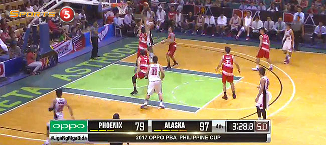 Alaska def. Phoenix, 106-85 (REPLAY VIDEO) January 27