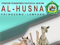 Design Poster Berkuban Pondok Al-Husna Pringsewu