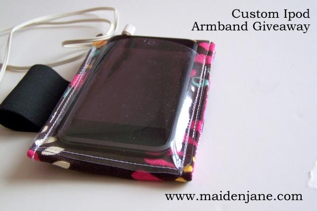 Ipod Armband Giveaway