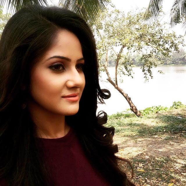 Trina Saha Star Jalsha Actress Cuteness