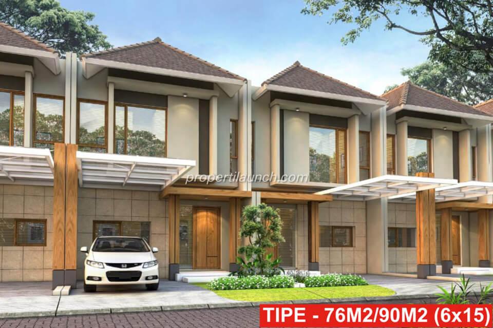 Rumah Anigre Tipe 90