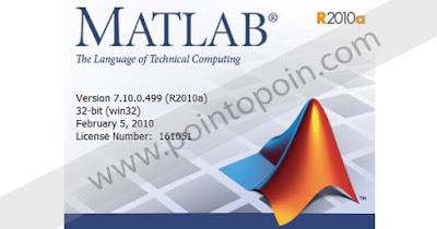 Tutorial Install MATLAB R2010a