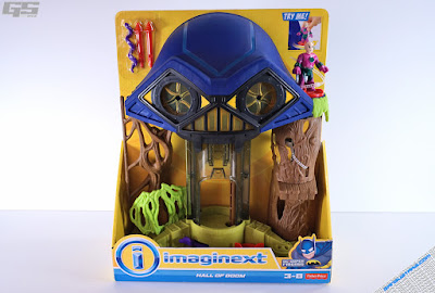 2016 Imaginext DC Super Friends DC Super Friends Hall of Doom