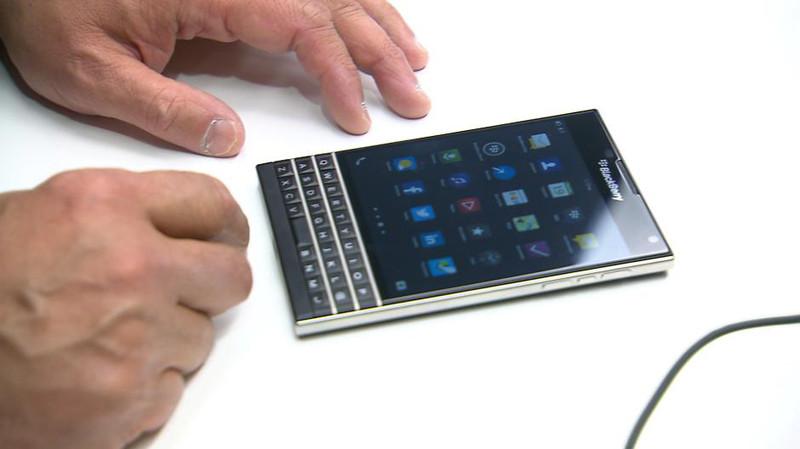 Những ứng dụng hay cho blackberry passport