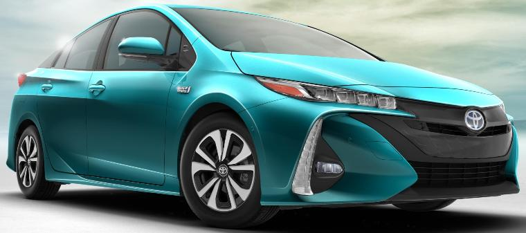 Saxton On Cars 2017 Toyota Prius Prime Plug In Hybrid All New Late This Fall