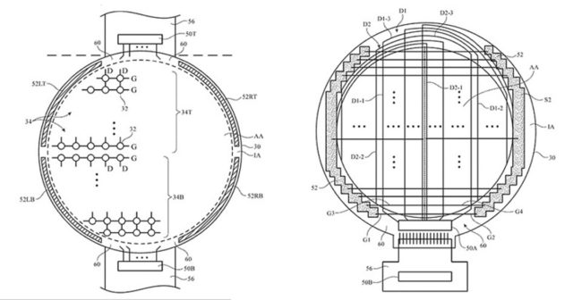 Apple-patente-circular-1-640x336 Apple Watch could turn around and radically change its design Technology