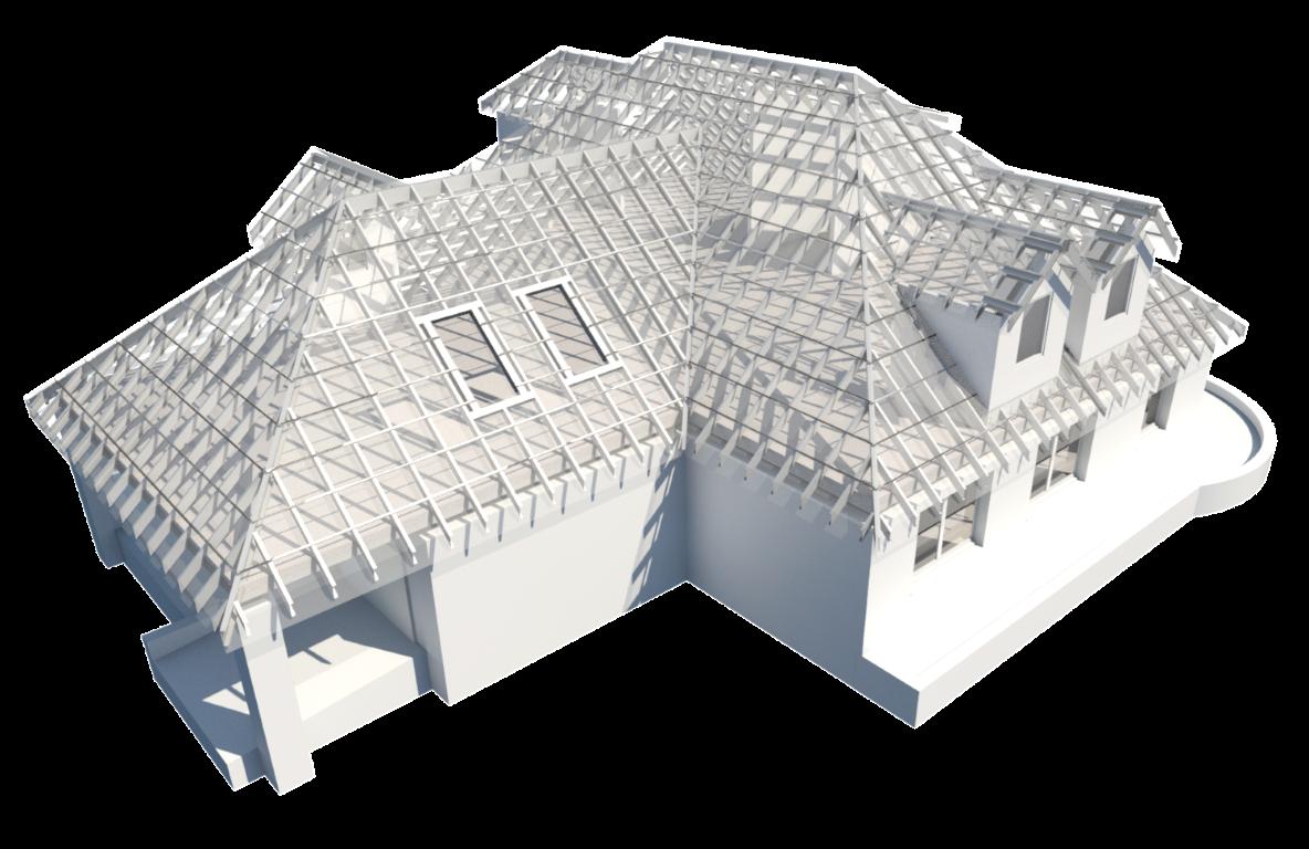 Revit Add-Ons: Metal Framing Rafter+ – Steel Roof Rafter Creator