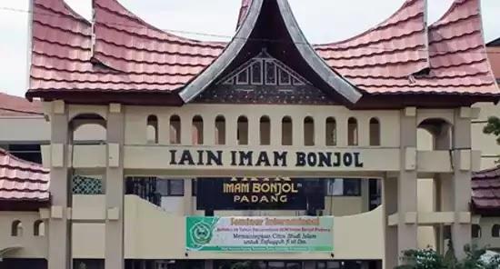 IAIN imam Bonjol Padang