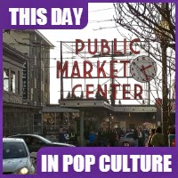 Pike Place Market opened in Seattle on August 17, 1907.