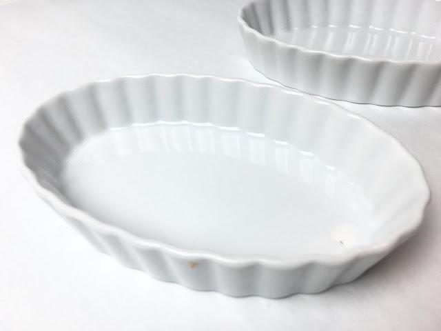 Shallow Fluted Ramekins for Crème Brûlée