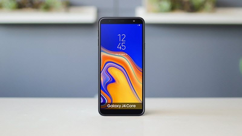 سامسونج تكشف عن هاتف Galaxy J4 Core مع نظام أندرويد جو