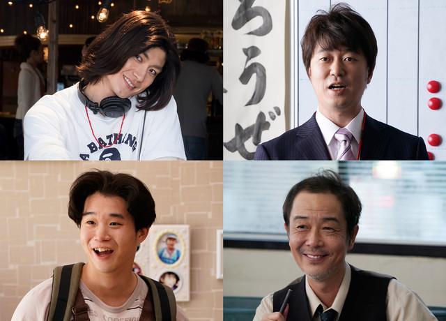 Sunny: Tsuyoi Kimochi Tsuyoi Ai - Reparto