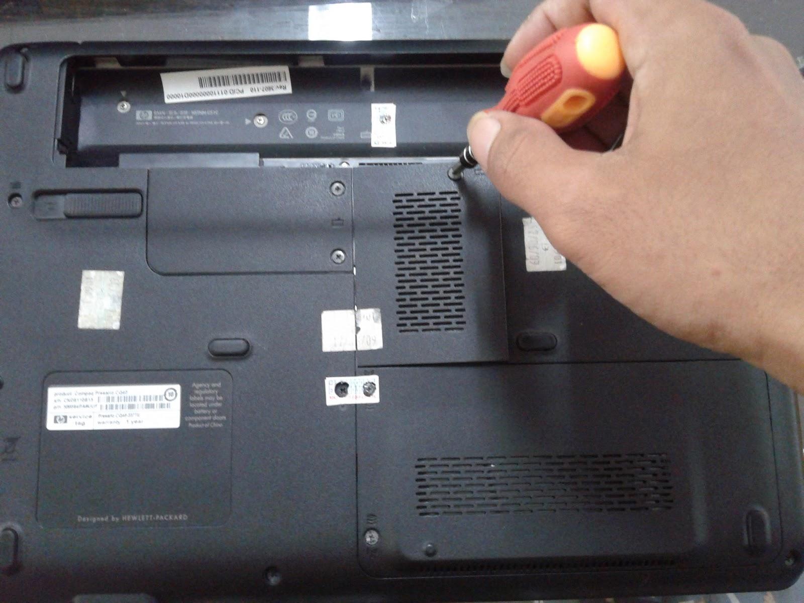 Pustaka Iptekkes Cara Menambah Atau Mengganti Ram Pada Laptop