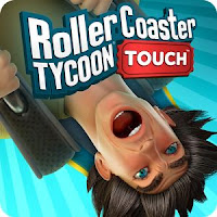 Roller Coaster tycoon Touch v1.4.25 Apk data terbaru Release
