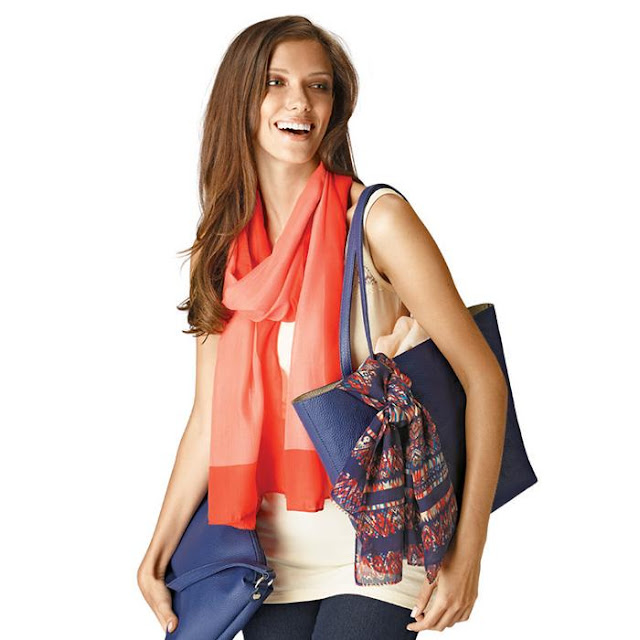 Avon Reversible Tote Bag Bundle and 3-Pack Earth-Tone Scarves #avonrep Shop https://jenbertram.avonrepresentative.com/